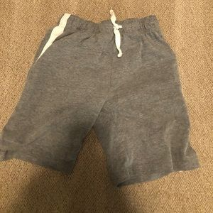 Children's Place Grey Cloth Shorts